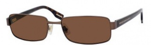 Hugo Boss 0321/S Sunglasses Sunglasses - 0YCH Semi Matte Brown / Havana (VW Brown Polarized Lens)