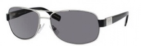 Hugo Boss 0337/S Sunglasses Sunglasses - 0HAN Palladium Black (BN Dark Gray Lens)