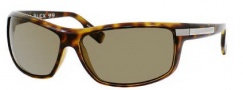 Hugo Boss 0338/N/S Sunglasses Sunglasses - 0791 Havana (DS Brown Polarized Lens)