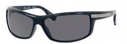 Hugo Boss 0338/S Sunglasses Sunglasses - 0COH Blue (AH Gray Polarized Lens)