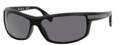 Hugo Boss 0338/S Sunglasses Sunglasses - 0DL5 Matte Black (AH Gray Polarized Lens)