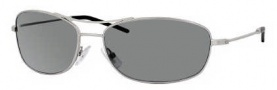 Hugo Boss 0357/S Sunglasses  Sunglasses - 0011 Matte Palladium (NL Smoke Lens)