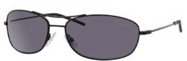 Hugo Boss 0357/S Sunglasses  Sunglasses - 0006 Shiny Black (Y1 Gray Lens)