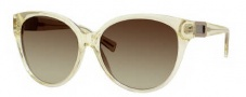 Hugo Boss 0372/S Sunglasses Sunglasses - 0Q0M Crystal Honey (CC Brown Gradient Lens)
