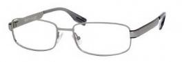 Hugo Boss 0350 Eyeglasses Eyeglasses - 0R81 Semi / Matte Ruthenium