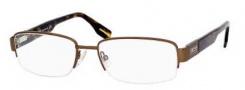 Hugo Boss 0351 Eyeglasses Eyeglasses - 0TQQ Matte Brown Havana