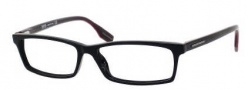 Hugo Boss 0362/U Eyeglasses Eyeglasses - 0A3G Black Red