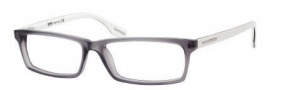 Hugo Boss 0362/U Eyeglasses Eyeglasses - 0A3L Dark Gray White Black Pa