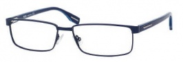 Hugo Boss 0365/U Eyeglasses Eyeglasses - 0C00 Matte Blue Striped Palladium
