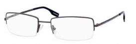 Hugo Boss 0366/U Eyeglasses Eyeglasses - 0R80 Semi Matte Dark Ruthenium