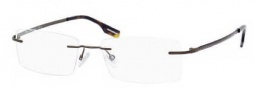 Hugo Boss 0367 Eyeglasses Eyeglasses - 0C6I Semi Matte Dark Olive