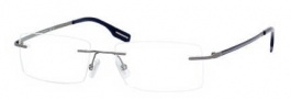 Hugo Boss 0367 Eyeglasses Eyeglasses - 0R80 Semi Matte Dark Ruthenium