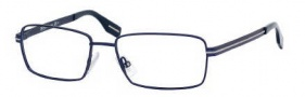 Hugo Boss 0377 Eyeglasses Eyeglasses - 0RON Matte Blue