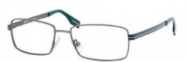Hugo Boss 0377 Eyeglasses Eyeglasses - 00Z8 Ruthenium Matte Gray