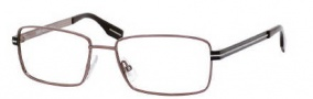Hugo Boss 0377 Eyeglasses Eyeglasses - 002A Shiny Brown Matte Bronze