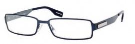 Hugo Boss 0378 Eyeglasses Eyeglasses - 0YI5 Blue Matte Blue