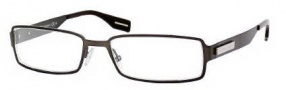 Hugo Boss 0378 Eyeglasses Eyeglasses - 0VNQ Semi Matte Brown