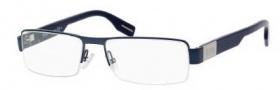 Hugo Boss 0379 Eyeglasses Eyeglasses - 0YI5 Matte Blue