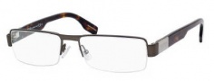 Hugo Boss 0379 Eyeglasses Eyeglasses - 00W3 Matte Brown Havana