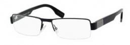 Hugo Boss 0379 Eyeglasses Eyeglasses - 0PDC Semi Matte Black