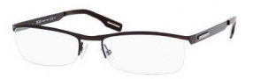 Hugo Boss 0380 Eyeglasses Eyeglasses - 0VNQ Semi Matte Brown