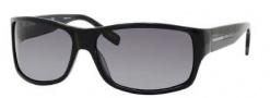 Hugo Boss 0423/P/S Sunglasses Sunglasses - 0807 Black (RA Gray Polarized Lens)