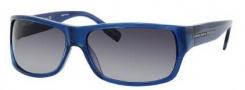 Hugo Boss 0423/P/S Sunglasses Sunglasses - 01NL Blue (QM Gray Gradient Lens)
