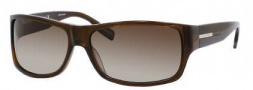 Hugo Boss 0423/P/S Sunglasses Sunglasses - 0X4B Chocolate (M4 Brown Gradient Lens)