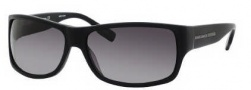 Hugo Boss 0423/P/S Sunglasses Sunglasses - 0QHC Matte Black (WJ Gray SHPolarized Lens)