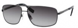 Hugo Boss 0424/P/S Sunglasses Sunglasses - 0KJ1 Dark Ruthenium (WJ Gray SHPolarized Lens)