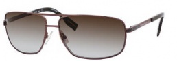 Hugo Boss 0424/P/S Sunglasses Sunglasses - 0SIG Opaque Brown (M4 Brown Gradient Lens)