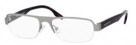 Hugo Boss 0414 Eyeglasses Eyeglasses - 0EEE Ruthenium Dark Havana