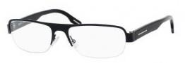 Hugo Boss 0414 Eyeglasses Eyeglasses - 0PDC Semi Matte Black