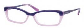 Juicy Couture Clever Eyeglasses  Eyeglasses - 0IPT Havana Blue Lilac