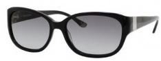 Juicy Couture Juicy 501/S Sunglasses Sunglasses - 0807 Black (Y7 Gray Gradient Lens)