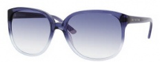 Juicy Couture Juicy 502/S Sunglasses Sunglasses - 0JAR Blue Fade (X0 Navy Gradient Lens)