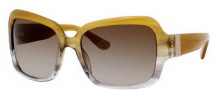 Juicy Couture Juicy 510/S Sunglasses Sunglasses - 0FR2 Blonde Fade (87 Brown Olive Lens)