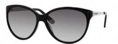 Juicy Couture Juicy 511/S Sunglasses Sunglasses - 0807 Black (Y7 Gray Gradient Lens)