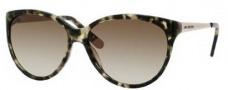 Juicy Couture Juicy 511/S Sunglasses Sunglasses - 0JCE Olive Tortoise (Y6 Brown Gradient Lens)
