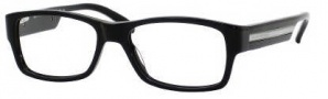 Armani Exchange 152 Eyeglasses Eyeglasses - 01C1 Black Gray