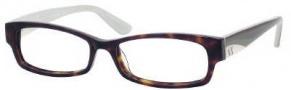 Armani Exchange 233 Eyeglasses Eyeglasses - 01GT Havana Green