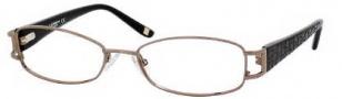 Liz Claiborne 373 Eyeglasses Eyeglasses - 0RX3 Dark Chocolate