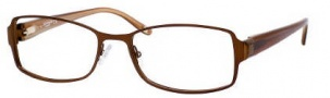 Liz Claiborne 374 Eyeglasses Eyeglasses - 0JTS Satin Brown