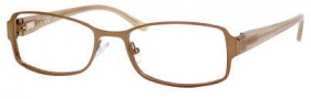Liz Claiborne 374 Eyeglasses Eyeglasses - 03YG Satin Light Gold