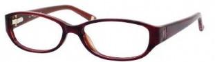 Liz Claiborne 375 Eyeglasses Eyeglasses - 0EQ5 Coffee Pink