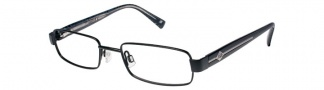 JOE Eyeglasses JOE4001 Eyeglasses - Black