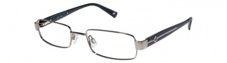 JOE Eyeglasses JOE4001 Eyeglasses - Gunmetal