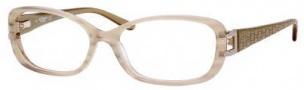 Liz Claiborne 376 Eyeglasses Eyeglasses - 0JET Cream Pearl