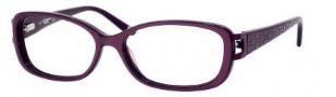 Liz Claiborne 376 Eyeglasses Eyeglasses - 0N2M Pearl Purple