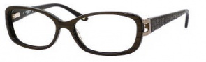 Liz Claiborne 376 Eyeglasses Eyeglasses - 0NWY Pearl Tobacco